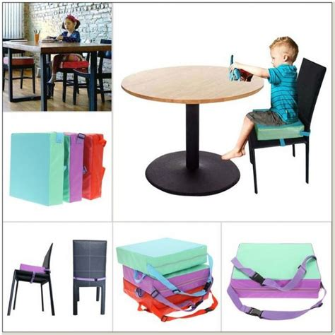 Child Booster Seat For Dining Table Chairs Home