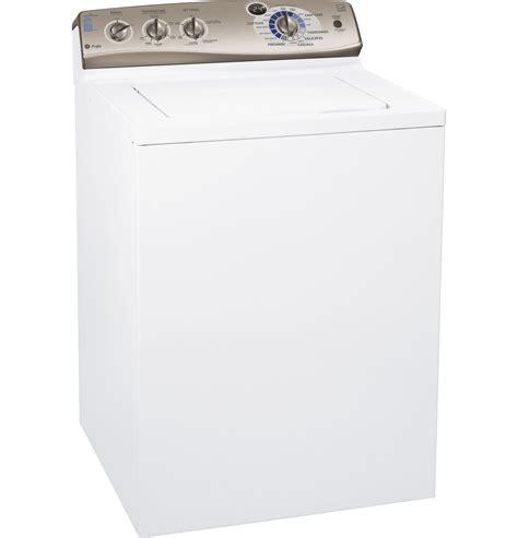 Ptwn6050mwt  Ge Ptwn6050mwt  Profile Top Load Washers White