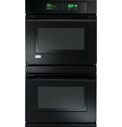 ge monogram  built  double wall oven  trivection technology zetbhbb ge appliances