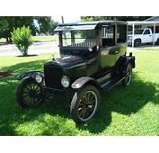 1925 Ford Model T Tudor Sedan For Sale