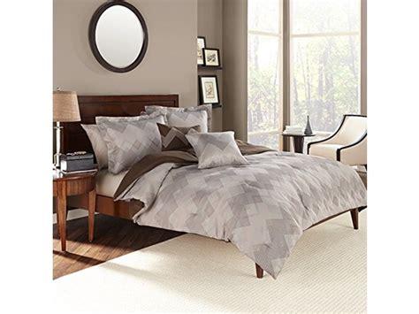 A F Ellis (home Decor) Ltd : Perry Ellis Casey Comforter And Sham Set