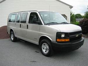 Purchase Used 2005 Chevrolet Express 3500 Base Standard
