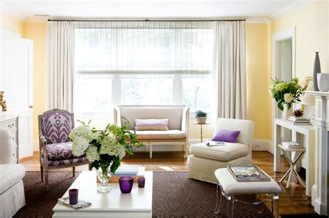 25+ Yellow Living Room Designs, Decorating Ideas