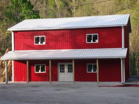 pole barn house plans milligans gander hill farm
