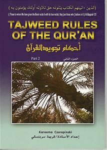 Tajweed Books - Learn Quranic Arabic