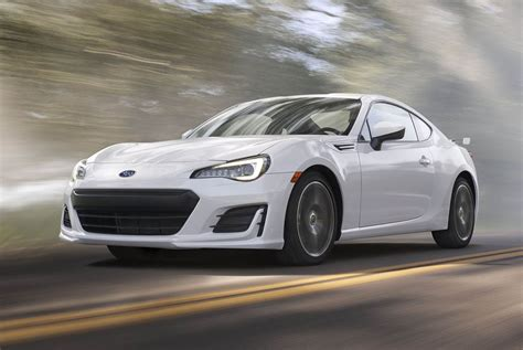 subaru brz 2017 subaru brz revealed more power updated design