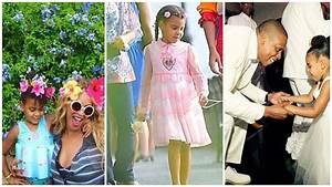 Beyonce & Jay Z's Daughter - 2017 ( Blue Ivy Carter ...