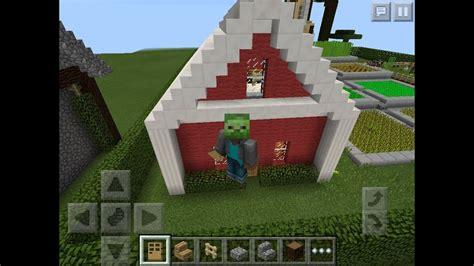 Minecraft Pe Barn by Minecraft Pocket Edition Barn 6