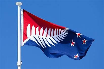 Flag Zealand Fern Referendum Silver Winner Wellington