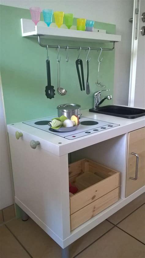 Kinderküche Aus Ikea Möbeln by Esther K Hat Eine Wundersch 246 Ne Diy Idee F 252 R Die