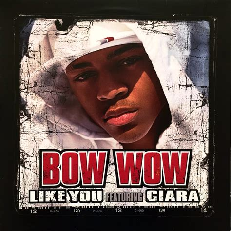 Bow Wow  Like You Ft Ciara 12 Ex Ex