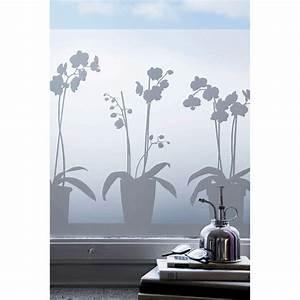 Film Vitrostatique Pour Fenetre : decorative vitrostatic window screen film lapadd ~ Edinachiropracticcenter.com Idées de Décoration