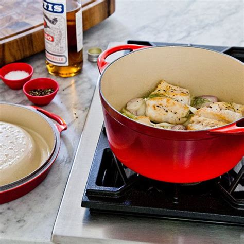 grouper recipes dishes fennel dill seafood lecreuset delish