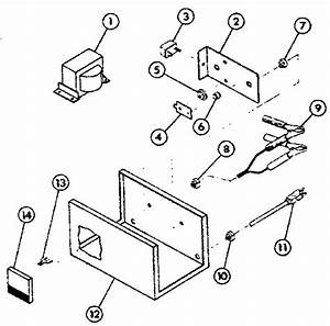 Craftsman Battery Charger Parts
