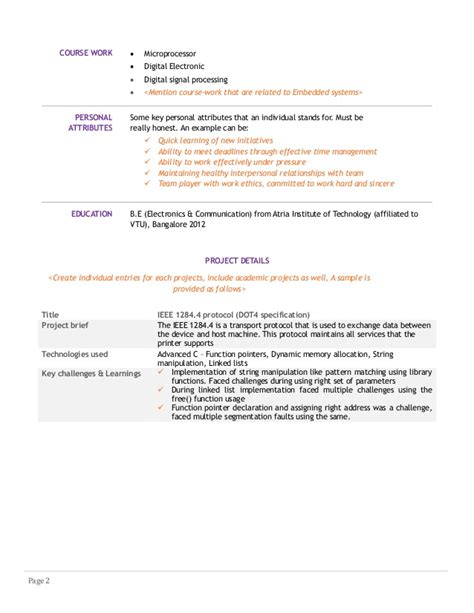 Embedded Systems Manager Resume by Vtu E Learning Embedded System Design Notes Pdf