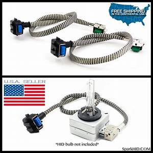 New  Xenon Ballast To D1s D3s Hid Light Bulb Wire Cable