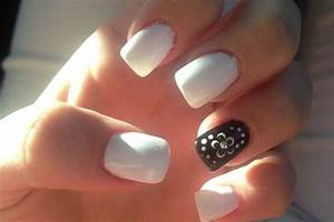 White Nails Art Archives - The Nail For You