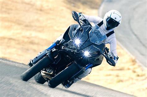 Yamaha Niken Leaning Three Wheel Motorcycle