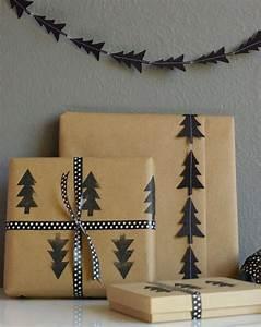 Cadeau Noel Original : id es pour r aliser des emballages cadeaux originaux pour ~ Melissatoandfro.com Idées de Décoration