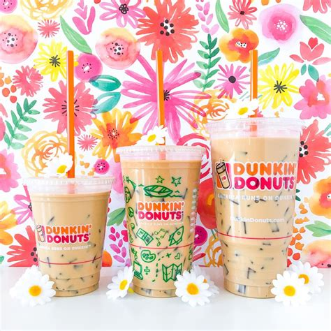 If you've adopted dunkin donuts' america runs on dunkin slogan as your own personal mantra, you clearly have a coffee habit. Celebrate the First Day of Spring with these Iced Coffee ...