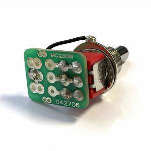 Musicman Axis 3-way Guitar Toggle Switch
