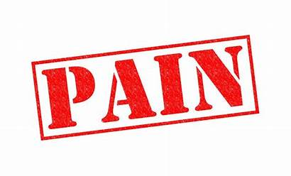 Pain Clipart Word Clip Cliparts Necessity Knee