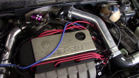 Asi Suena El Jetta Vr6 94 Con Turbo Y Valvula De Alivio