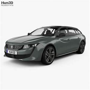Peugeot 508 Sw Gt : peugeot 508 sw gt 2018 3d model vehicles on hum3d ~ Medecine-chirurgie-esthetiques.com Avis de Voitures