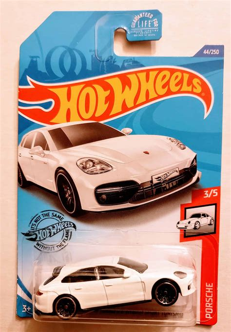 Although the roofline slopes less to the rear than in the sedan, the. Hot Wheels 2020 Porsche Series Porsche Panamera Turbo S E-Hybrid Sport Turismo GHD20 at JTC ...