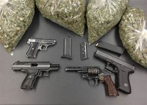 Lots O' Guns and Weed on O Street Eureka | News Blog