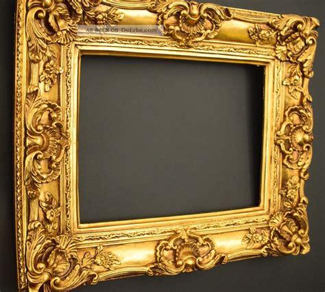 bilderrahmen 60 x 40 prunk bilderrahmen 60 x 50 cm 30 x 40 cm gold gem 228 lde