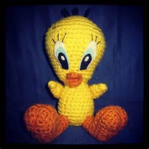 Tweety Bird Crochet Pattern