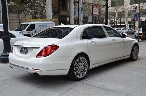 2016 Mercedes-benz S-class Mercedes-maybach S600 Stock