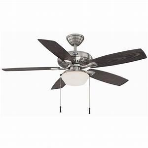Hampton bay ceiling fan gazebo ii in indoor outdoor