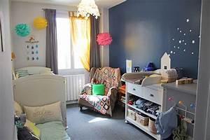 Couleur Chambre Bébé Fille : chambre b b fille quelle couleur mod le de tricot gratuit ~ Dallasstarsshop.com Idées de Décoration