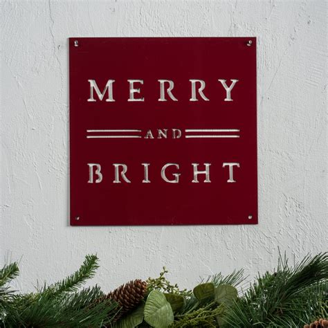 merry bright sign magnolia chip joanna gaines