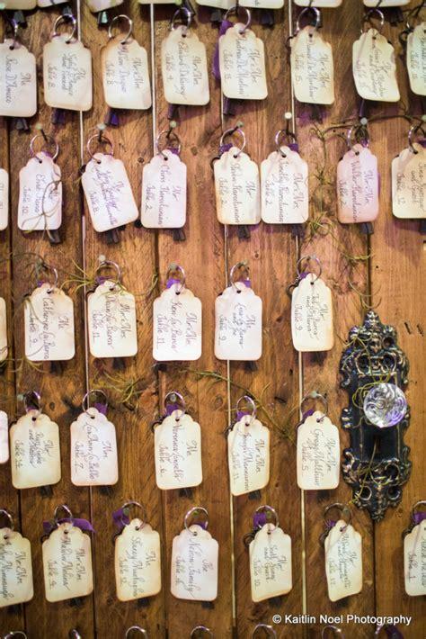 creative wedding reception place card ideas atlantis
