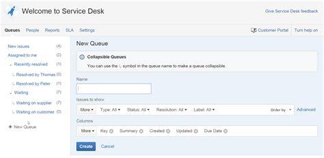 jira service desk download queue collapse for jira service desk atlassian marketplace