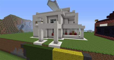 minecraft quartz house modern quartz house minecraft blog