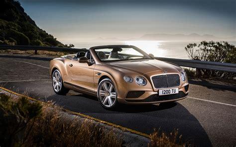 Bentley Continental Gt Convertible 2018 Wallpaper Hd Car