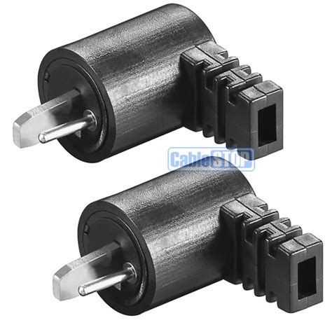 Pin Din Right Angle Speaker Plug Cable Audio Screw