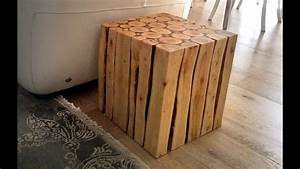 Wood, Project, How, To, Make, A, Stylish, Wooden, Side, Table, Part, 1
