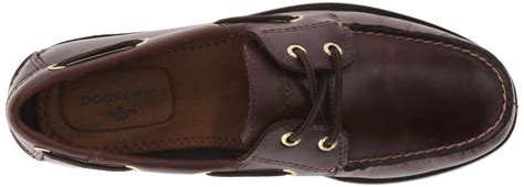 Dockers Vargas Mens Boat Shoes by Dockers S Vargas Traditional Boat Shoe