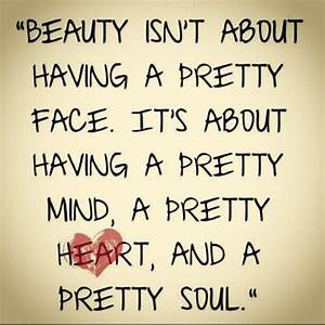 BEAUTY QUOTES i... Power And Beauty Quotes