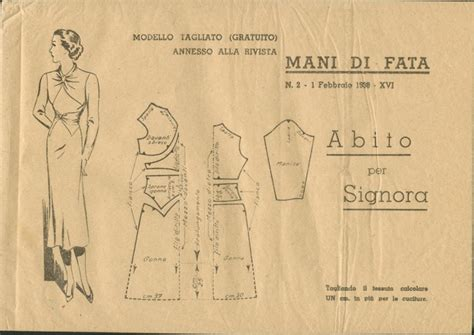 mani  fata february  vintage sewing patterns