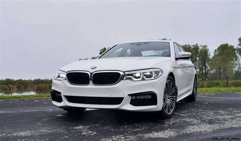 2017 Bmw 540i M Sport  First Drive Review + 50photo