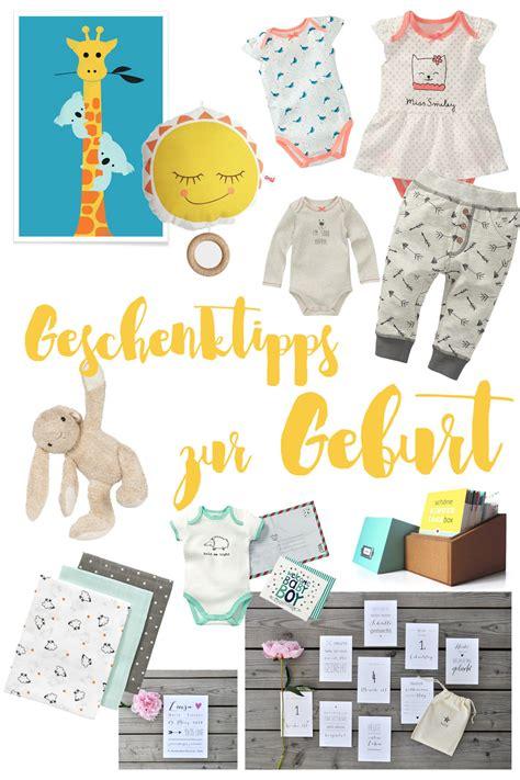 7 Schöne Diy Geschenke Zur Geburt Und Shoppingalternativen