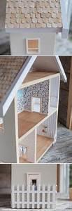Barbie Haus Selber Bauen : barbie haus selber bauen selbst bauen kleine m dchen ~ Lizthompson.info Haus und Dekorationen
