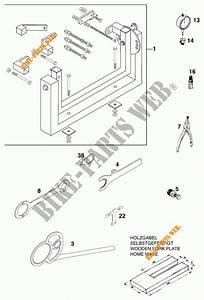 Specific Tools  Engine  For Ktm 125 Exc 2000   Ktm