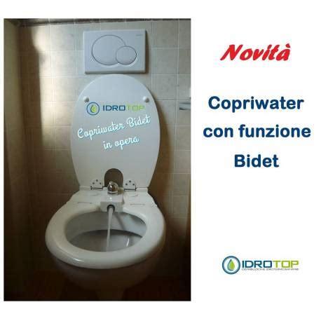 vaso con bidet incorporato copriwater bidet sedile con funzione bidet